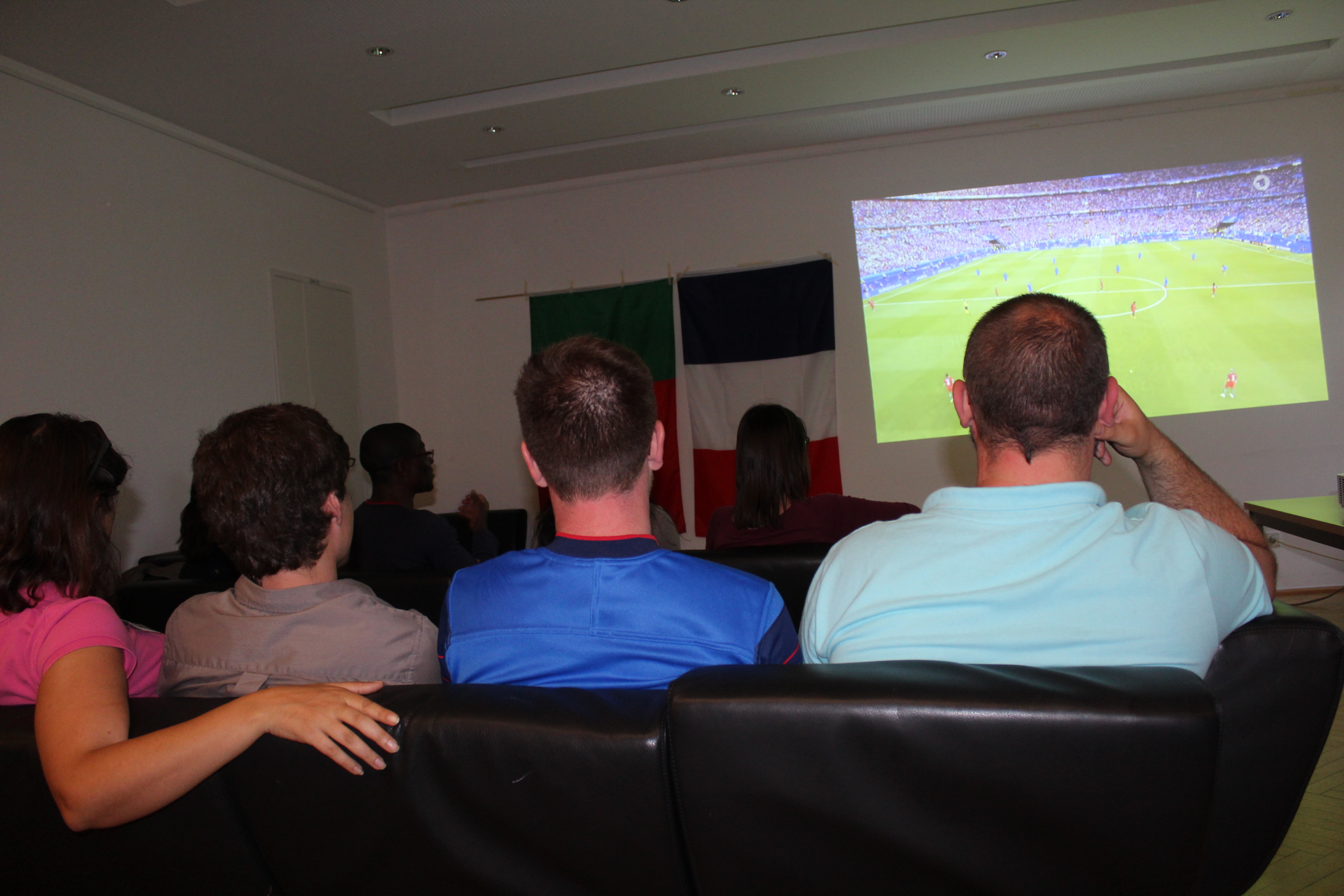... to go with the game (UEFA euro 2016 final match)